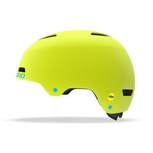 Giro Dime FS MIPS Helmet Kinder matte citron/iceberg matte citron/iceberg