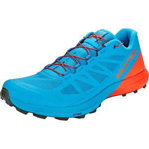 3c6f9170cdc2 Salomon Sense Pro 3 Shoes Men Fjord Blue Cherry Tomato Urban Chic