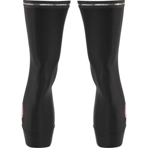 Castelli Thermoflex Knee Warmers black black