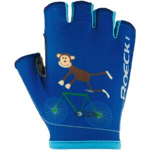 Roeckl Toro Handschuhe Kinder monaco blau monaco blau