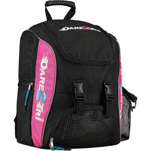 Dare2Tri Transition Backpack 23l black-pink black-pink