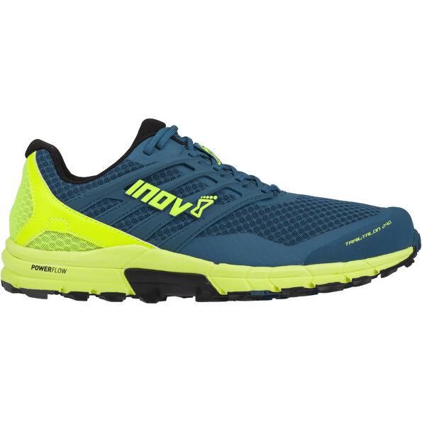 inov-8 Trailtalon 290 Schuhe Herren blue green/yellow