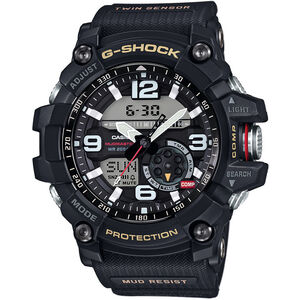 CASIO G-SHOCK GG-1000-1AER Watch Men black/black/grey black/black/grey