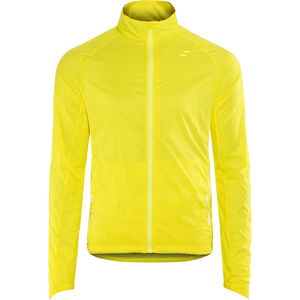 SQUARE Performance Windjacke Herren flash yellow