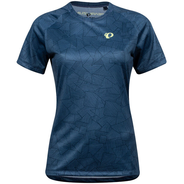 PEARL iZUMi Summit Kurzarmshirt Damen dark denim/navy lucent