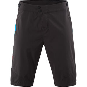 Cube Teamline Shorts Herren black'n'blue'n'red