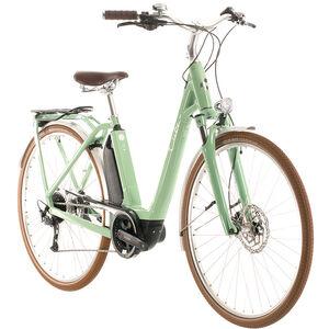 Cube Ella Ride Hybrid 400 Easy Entry green/white green/white