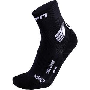 UYN Run Trail Challenge Socks Men Black/White bei fahrrad.de Online