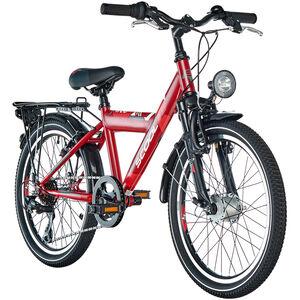 s'cool XYlite 20 7-S steel Darkred Matt bei fahrrad.de Online
