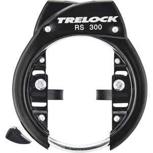 Trelock RS 300 Rahmenschloss NAZ ZR 20 SL black black