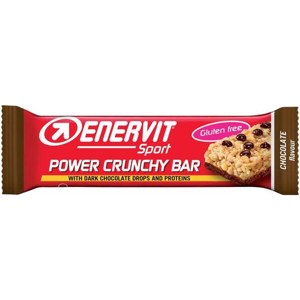 Enervit Sport Power Crunchy Bar Box 25x40g Choco