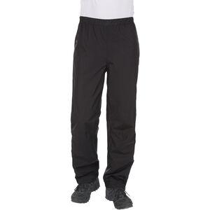 VAUDE Fluid II Full-Zip Pants black