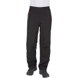 VAUDE Fluid II Full-Zip Pants Herren black black
