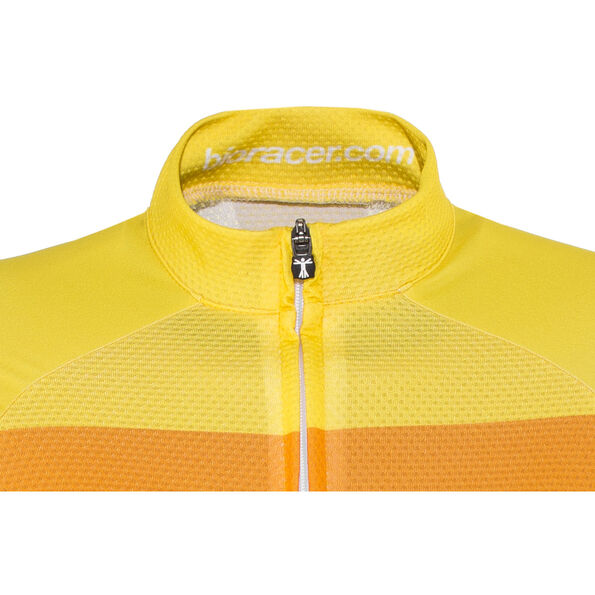 Red Cycling Products Colorblock Race Jersey Women red-yellow