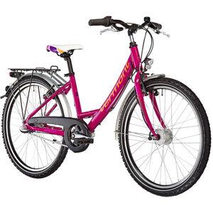 Vermont Lola 24 red-berry bei fahrrad.de Online