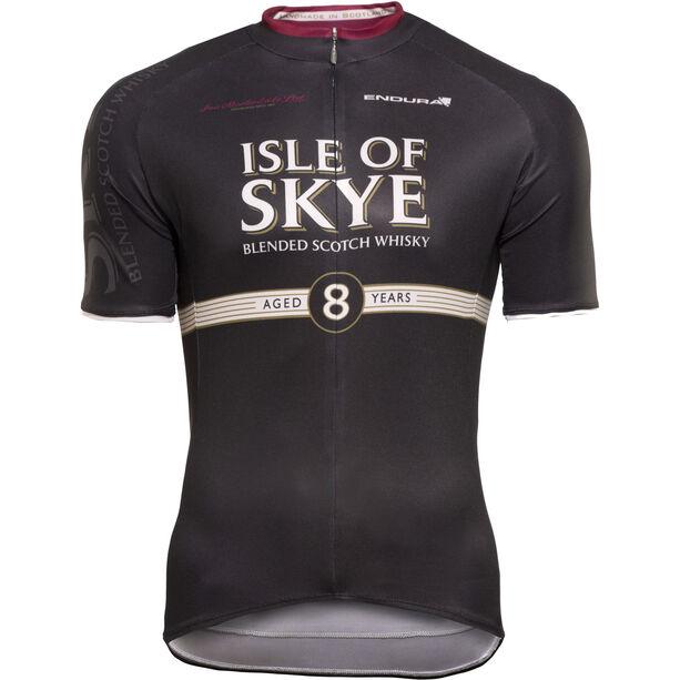 Endura Isle of Skye Whisky Jersey Herren black
