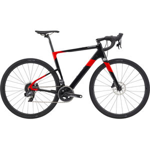 Cannondale Topstone Carbon Force eTap AXS acid red acid red