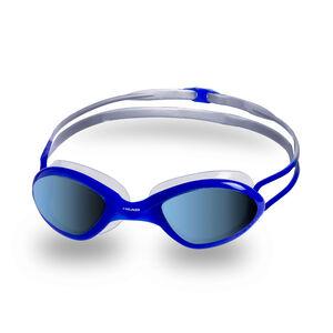 Head Tiger Race Mirrored LiquidSkin Goggles clear-blu-blue clear-blu-blue