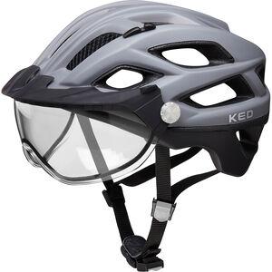 KED Covis Lite Helmet grey black matt grey black matt