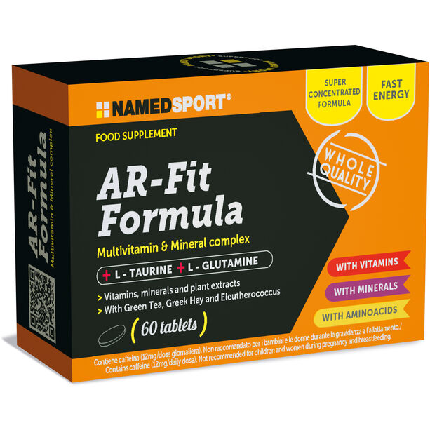 NAMEDSPORT AR-Fit Vitamine 60 Tabletten