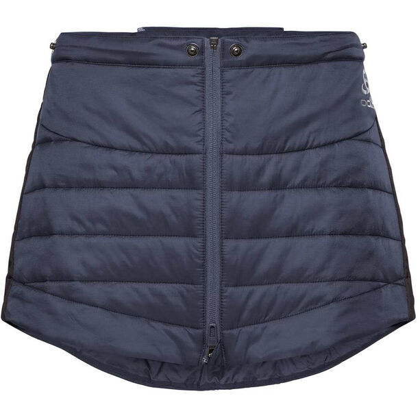 Odlo Flow Cocoon ZW Skirt Damen odyssey gray-black