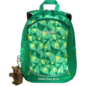 Tatonka Husky 10 Backpack Kinder lawn green lawn green