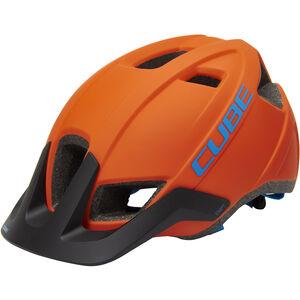 Cube CMPT Helmet orange