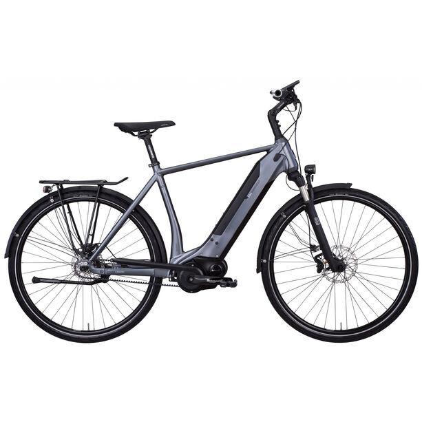 e-bike manufaktur 8CHT Diamant 48er Revolution Disc Gates dunkelsilber matt