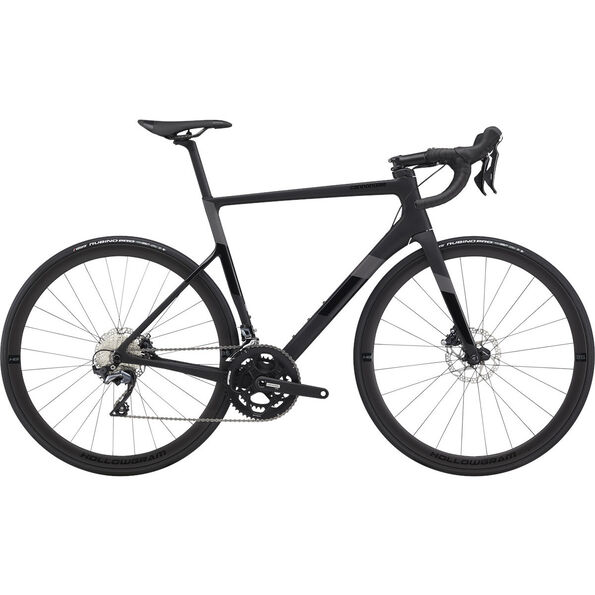 Cannondale SuperSix EVO Carbon Disc Ultegra Herren BBQ