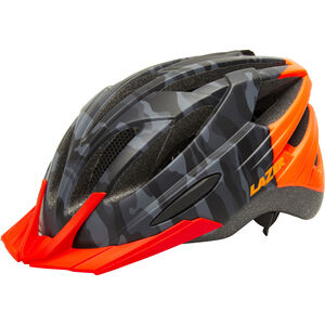 Lazer Vandal Helmet mat black camo/flash orange mat black camo/flash orange
