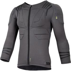 IXS Trigger Upper Body Protector Herren grey grey