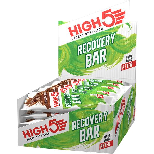 High5 Recovery Bar Box 24x50g Chocolate
