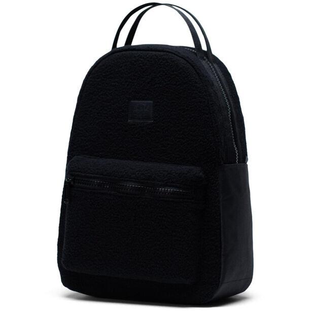 Herschel Nova Small Backpack 14l black sherpa fleece