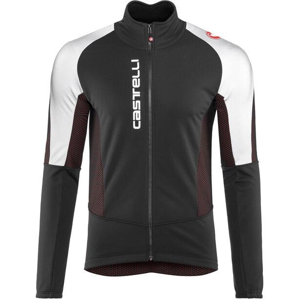 Castelli Mortirolo V Reflex Jacket Herren black