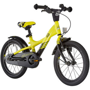 s'cool XXlite 16 alloy Yellow/Black Matt bei fahrrad.de Online