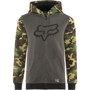 Fox Destrakt Zip Fleece Jacket Men camo bei fahrrad.de Online