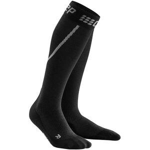 cep Winter Run Socks Herren grey/black grey/black