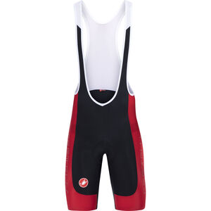 Castelli Evoluzione 2 Bibshorts Men black/red bei fahrrad.de Online