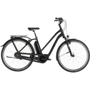 Cube Town Hybrid EXC 500 Trapez Black Edition bei fahrrad.de Online