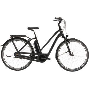 Cube Town Hybrid EXC 400 Trapez Black Edition bei fahrrad.de Online