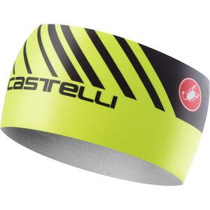 Castelli Arrivo 3 Thermo Headband yelloe fluo yelloe fluo