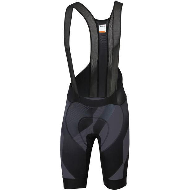 Sportful Bodyfit Pro 2.0 LTD X Bib Shorts Herren black/anthracite
