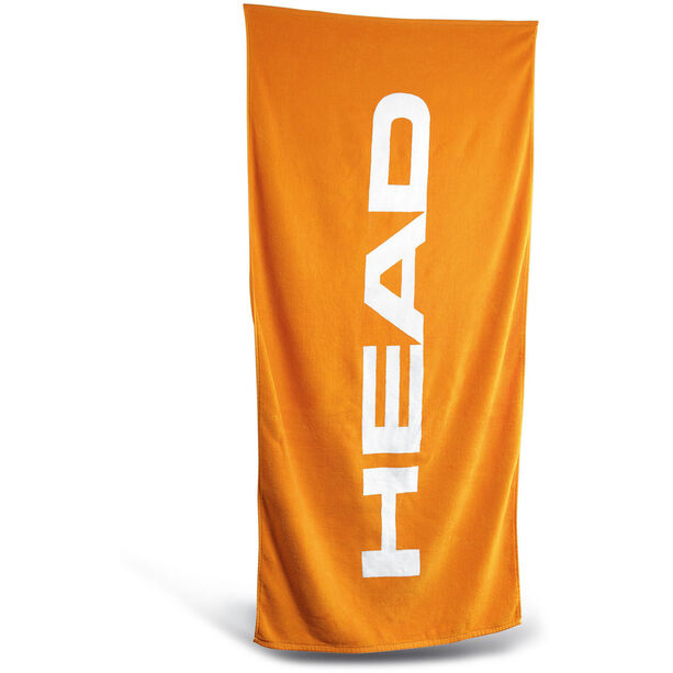 Head Sport Cotton Logo Towel orange