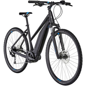 Cube Cross Hybrid ONE 400 Trapez black