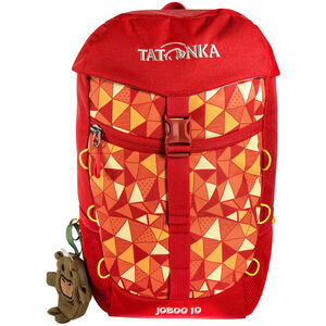 Tatonka Joboo 10 Bagpack Kinder red red