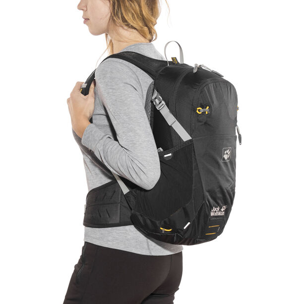 Jack Wolfskin Moab Jam 18 Backpack black