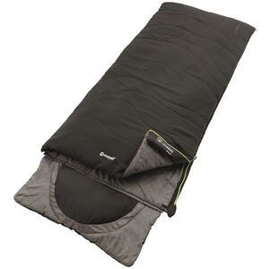Outwell Contour Sleeping Bag midnight black midnight black