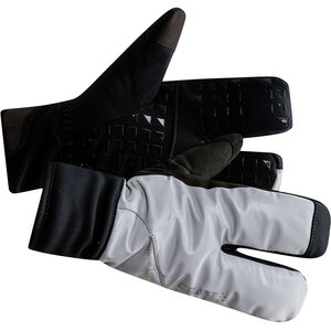 Craft Siberian Glow Split Finger Gloves silver/black silver/black