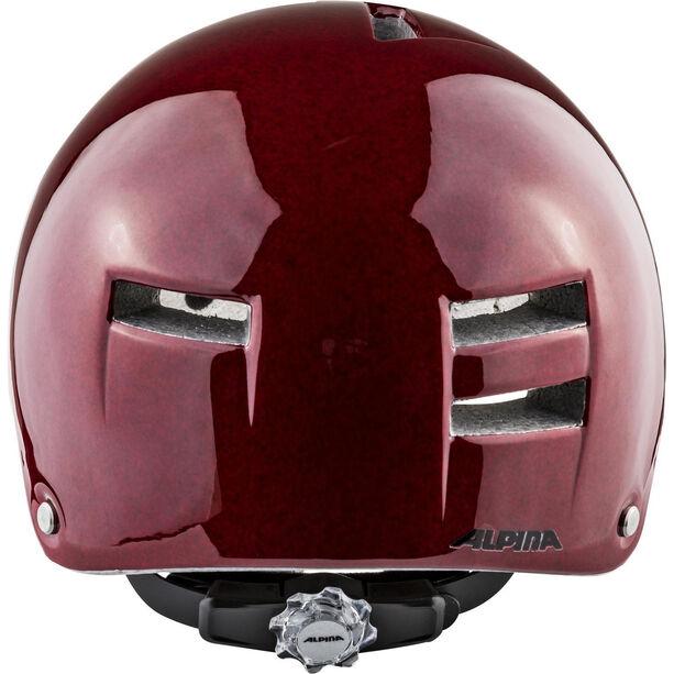 Alpina Airtime Helmet red