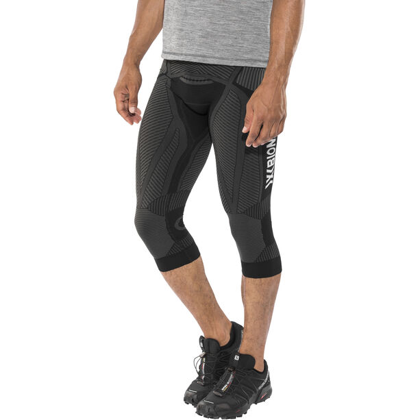 X-Bionic The Trick Running Pants Medium Herren black/anthracite black/anthracite